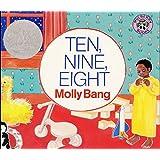 Ten, Nine, Eight Board Book (Caldecott Collection)