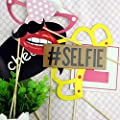 10Pcs Hen Party Photo Booth Props Kit Night Games Accessories Favors