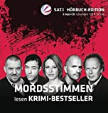 Mordsstimmen lesen Krimi-Bestseller (5 CDs)