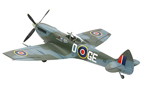 Tamiya - 60321 - Maquette - Aviation - Spitfire Mk.xvie