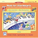 Music for Little Mozarts 2-CD Sets for Lesson and Discovery Books: Level 1 (2 CDs) ~ E. L. Lancaster