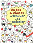 Un tas de choses � trouver et colorier