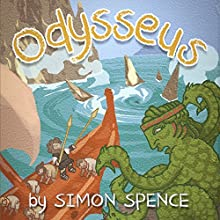 Odysseus: Early Myths: Greek Myths for Children  by Simon Spence Narrated by Aideen Hartney