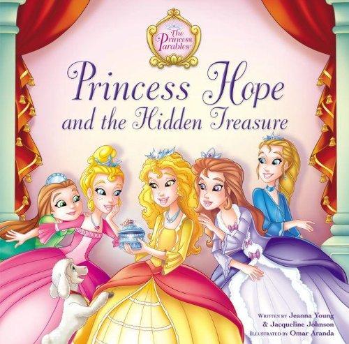 0310726999 - Jeanna Young; Jacqueline Kinney Johnson: Princess Hope and the Hidden Treasure - Livre