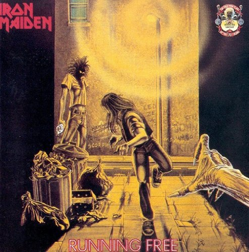 Iron Maiden - Running Free & Sanctuary (The First Ten Years CD1) - Zortam Music