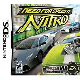 61edjYFGI0L. AA280  Need for Speed: Nitro For Nintendo DS With $10 Game Credit   $30 Shipped