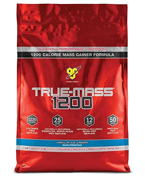 BSN True Mass 1200 Vanilla, 1er Pack (1 x 4.73 kg)
