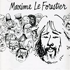 Maxime le Forestier Saltimbanque 1975 preview 0