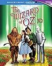 The Wizard of Oz - 75th Anniversary Edition [Blu-ray 3D + Blu-ray] [1939] [Region Free]