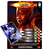 Doctor Who - Single Card : Exterminator 040 Jabe Dr Who Battles in Time Rare Card