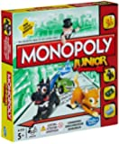 Hasbro A6984100 - Monopoly Junior, Edition 2014, Kinderspiel