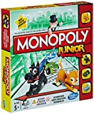 Toy - Hasbro A6984100 - Monopoly Junior, Edition 2014, Kinderspiel