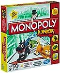 Hasbro A6984100 - Monopoly Junior, Ed...
