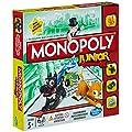 Hasbro A6984100 - Monopoly Junior, Edition 2014, Kinderspiel
