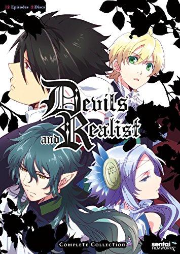 魔界王子 devils and realist:コンプリート・コレクション / Devils and Realist [DVD]