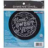 Dimensions Embroidery Kit Home Sweet Home