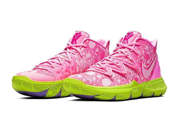 Kyrie 5 (GS) Youth SBSP Spongebob CollectionPatrick Size 6Y