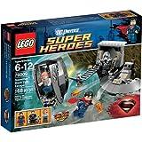 LEGO Super Heroes Superman: Black Escape Play Set