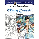 Dover Mary Cassatt Paintings Coloring Book