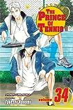 The Prince of Tennis, Vol. 34 (142152435X) by Konomi, Takeshi