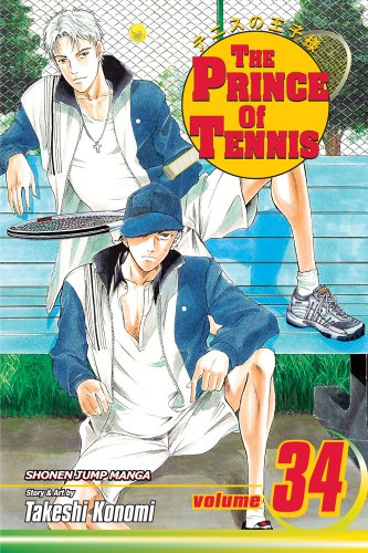 The Prince of Tennis, Vol. 34