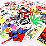 Xpassion Car Stickers Decals Pack 100...