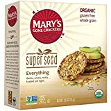 Mary's Gone Crackers Super Seed Everything, 5.5 Ounce