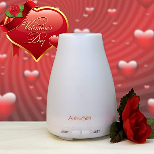Aromatherapy Essential Oil Diffuser By AromaSoft Review
