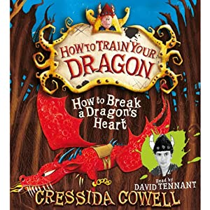 How to Break a Dragon's Heart Audiobook