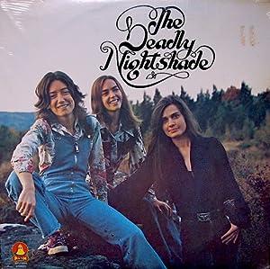 DEADLY NIGHTSHADE [LP VINYL]