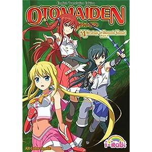 Manga: Pure Soldier OTOMAIDEN 4 (English Edition): Strategy of Demonic Vassal Part 1