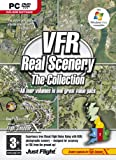 VFR Real Scenery - The Collection (PC DVD)