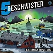 Der Schatten im ewigen Eis (5 Geschwister 19)   Tobias Schier