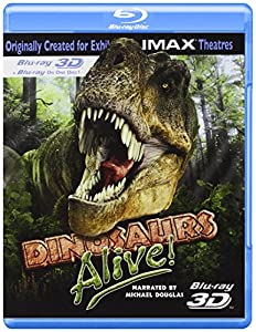IMAX - Dinosaurs Alive!  (Blu-ray 3D)