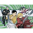 Great Eastern Entertainment FMA Brotherhood Yao and Ed Wall Scroll, 33 by 44-Inch