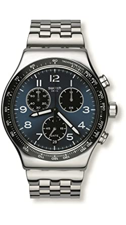 [スウォッチ]SWATCH 腕時計 NEW IRONY CHRONO(ニューアイロニークロノ) BOXENGASSE YVS423G メンズ 【正規輸入品】