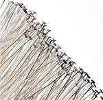 Bead Workshop Pack of 200 Silver Plat...