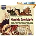 CD WISSEN Junior - Geniale Querk�pfe - Jules Verne und 15 weitere eigensinnige Pers�nlichkeiten, 3 CDs