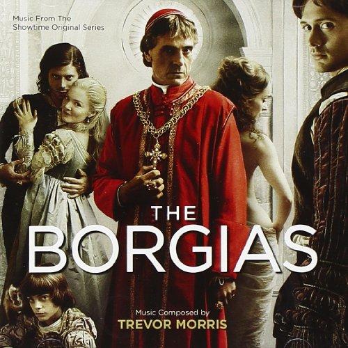 TREVOR MORRIS - The Borgias - Zortam Music