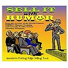 Sell It with Humor Hörbuch von Burt Teplitzky Gesprochen von: Burt Teplitzky