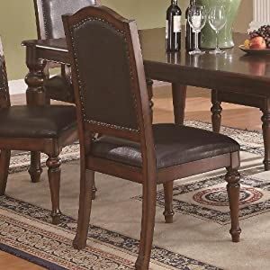 Anson Dining Side Chair (Set of 2) by Coaster Fine Furniture