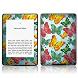TaylorHe Vinyl Skin Decal for Amazon Kindle Paperwhite Ultra-slim protection for Kindle MADE IN BRITAIN FREE UK DELIVERY Design of Colourful Butterfly