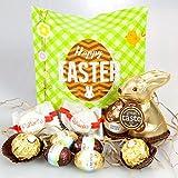 Ferrero Rocher & Raffaello Happy Easter Gift Pouch - By Moreton Gifts