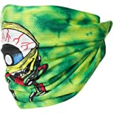 CELTEK Scribble Facemask, Spi-Dye, One Size