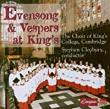 King's College Choir Camb Evensong & Vespers at...