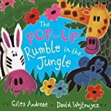 Cover of Rumble in the Jungle by Giles Andreae 1846162807