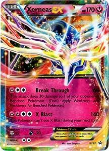 Pokemon Spring 2014 Collectors Tin Promo Card Xerneas EX XY07 (English