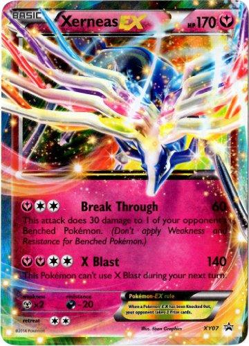 Pokemon Spring 2014 Collectors Tin Promo Card Xerneas Ex Xy07 (English)