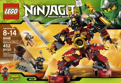 LEGO Ninjago 9448 Samurai Mech at Amazon.com