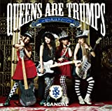 Queens are trumps♪SCANDAL